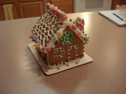 Our Christmas Dream House