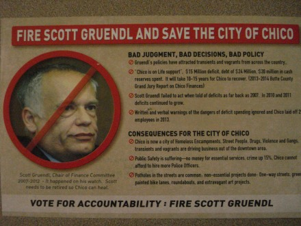 Yes, I agree, we must fire Scott Gruendl.