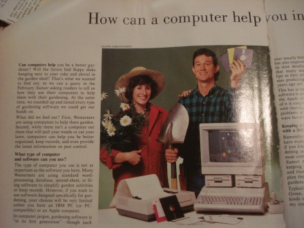 It's so funny to think about a time when people had to reach for ways to use a computer. Now they own us.